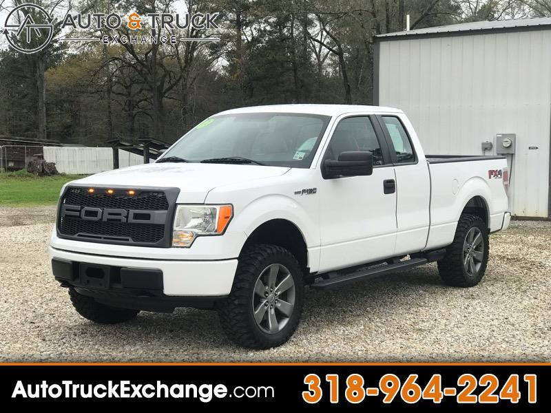 2010 Ford F-150 XL SuperCab Short Bed 4WD