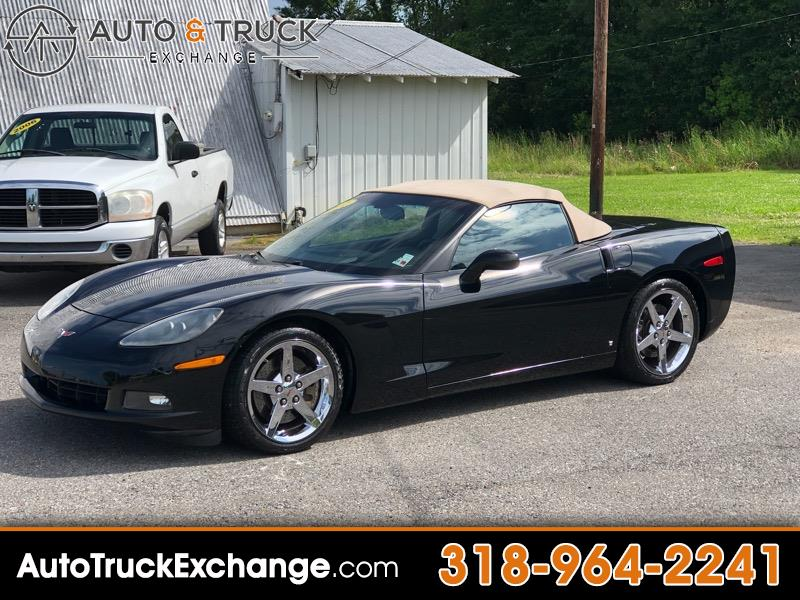 2007 Chevrolet Corvette Convertible LT4