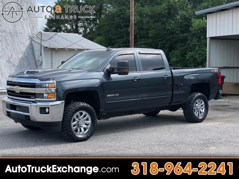 2018 Chevrolet Silverado 2500HD LT Crew Cab Short Bed 4WD