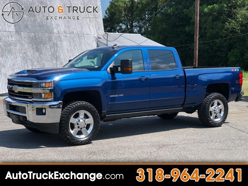 2018 Chevrolet Silverado 2500HD LT Crew Cab Short Box 4WD
