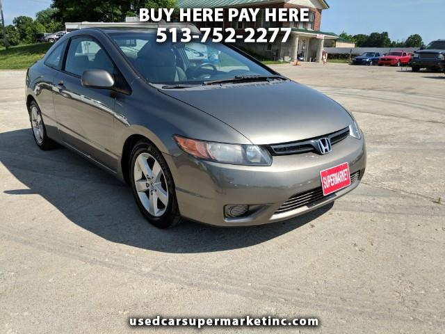 2008 Honda Civic EX Coupe AT