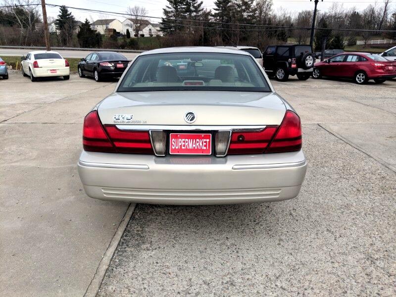 2003 Mercury Grand Marquis LS Ultimate