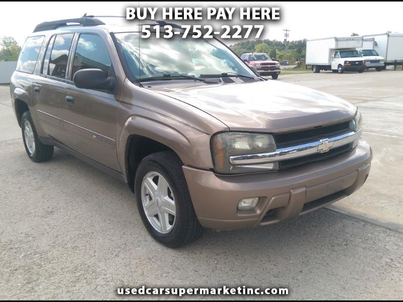 2003 Chevrolet TrailBlazer EXT LT 2WD