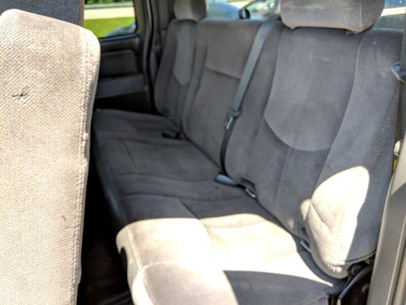 2007 GMC Sierra Classic 1500 SL Ext. Cab 2WD