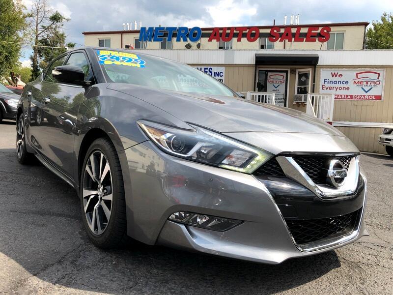 Nissan Maxima 3.5 S 2017