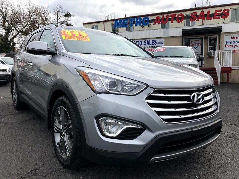 Hyundai Santa Fe Limited AWD 2014