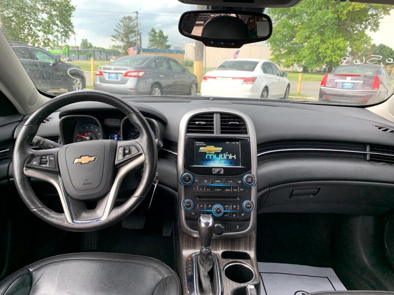 2015 Chevrolet Malibu 1LTZ