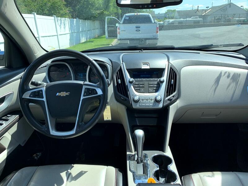 2011 Chevrolet Equinox LTZ 2WD