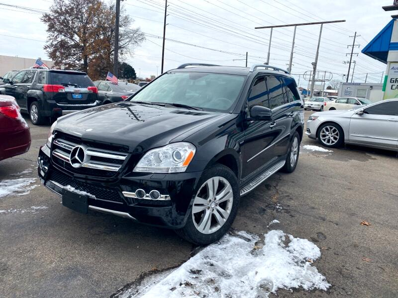 2011 Mercedes-Benz GL 4MATIC 4dr GL 350 BlueTEC