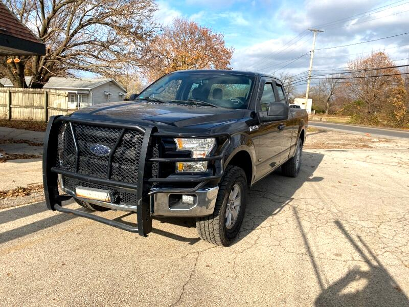 """2016 Ford F-150 4WD SuperCab 145"""" FX4"""