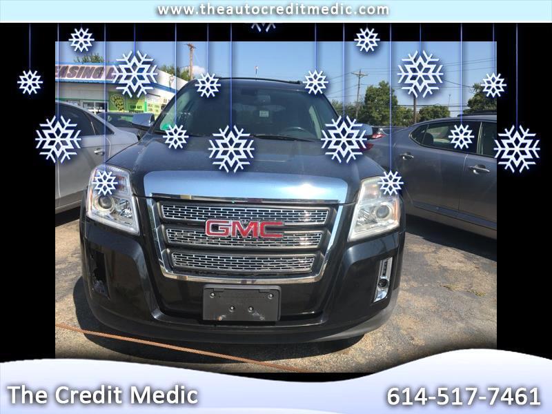 2010 GMC Terrain SLT2 AWD