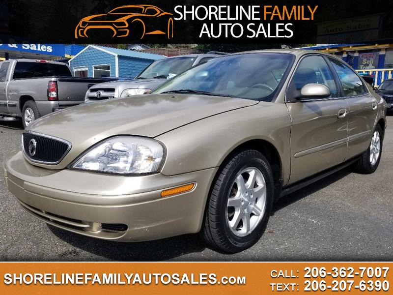 2000 Mercury Sable LS