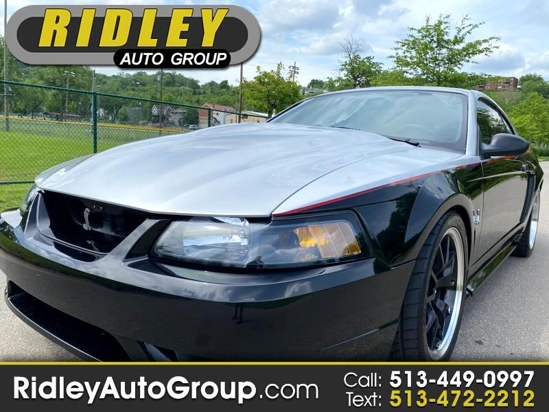 Ford Mustang Cobra Coupe 1999
