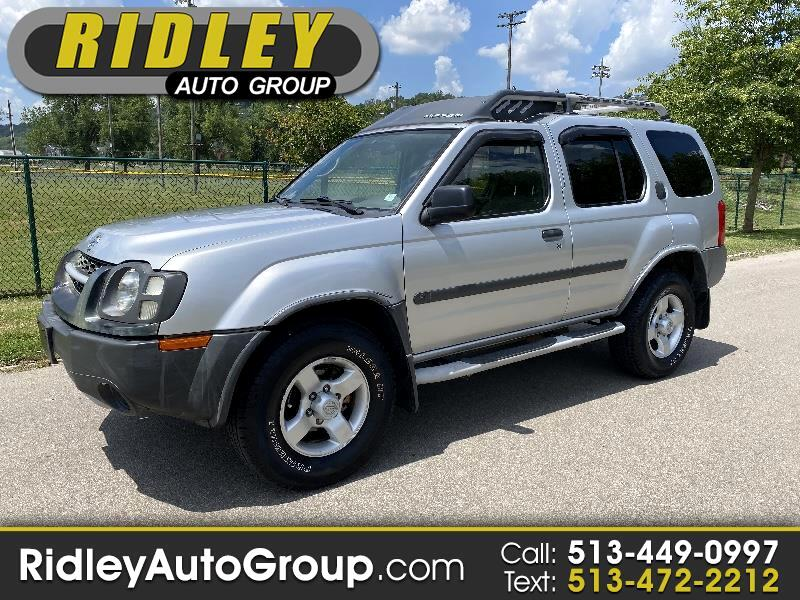 used 2004 nissan xterra xe 2wd for sale in cincinnati oh 45226 ridley auto group used 2004 nissan xterra xe 2wd for sale