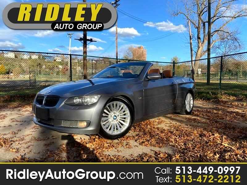 BMW 3-Series 335i Convertible 2009