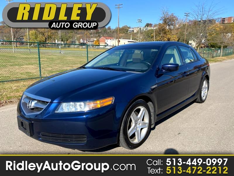 Acura TL 3.2TL with Navigation System 2006