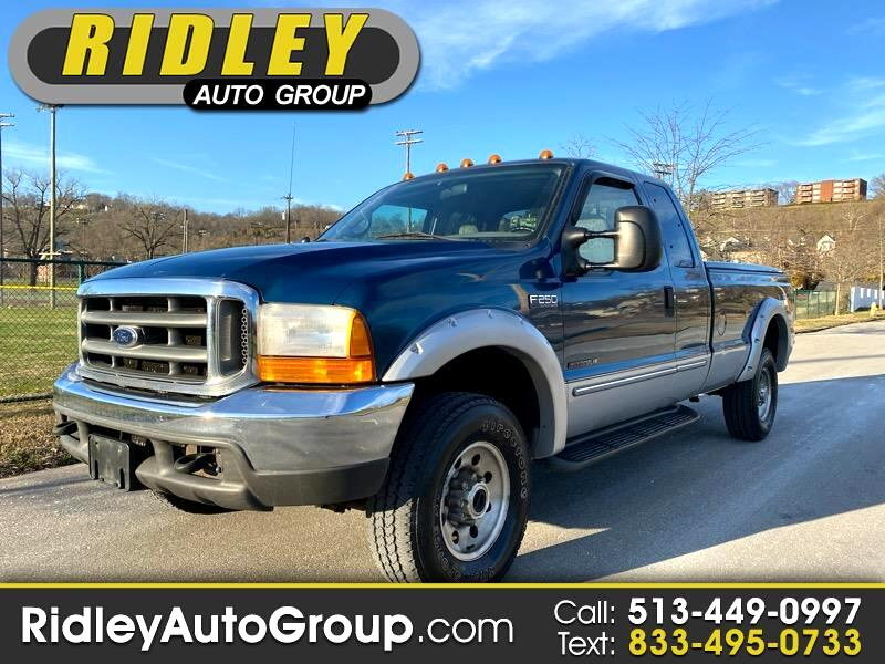 Ford F-250 SD XLT SuperCab 4WD 2000