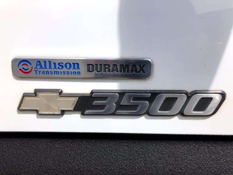 Chevrolet Silverado 3500 Work Truck Ext. Cab 4WD DRW 2006