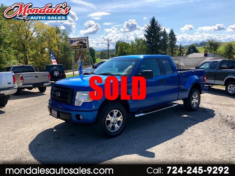 Ford F-150 STX SuperCab 6.5-ft. Bed Flareside 4WD 2009