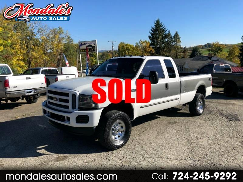 Ford F-250 SD XLT SuperCab Long Bed 4WD 2000