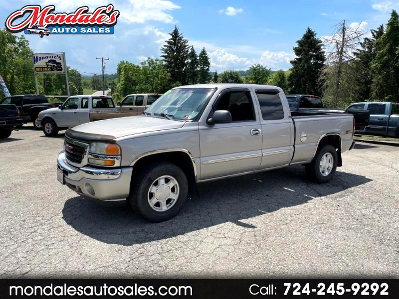 GMC Sierra 1500 Ext. Cab Long Bed 4WD 2005
