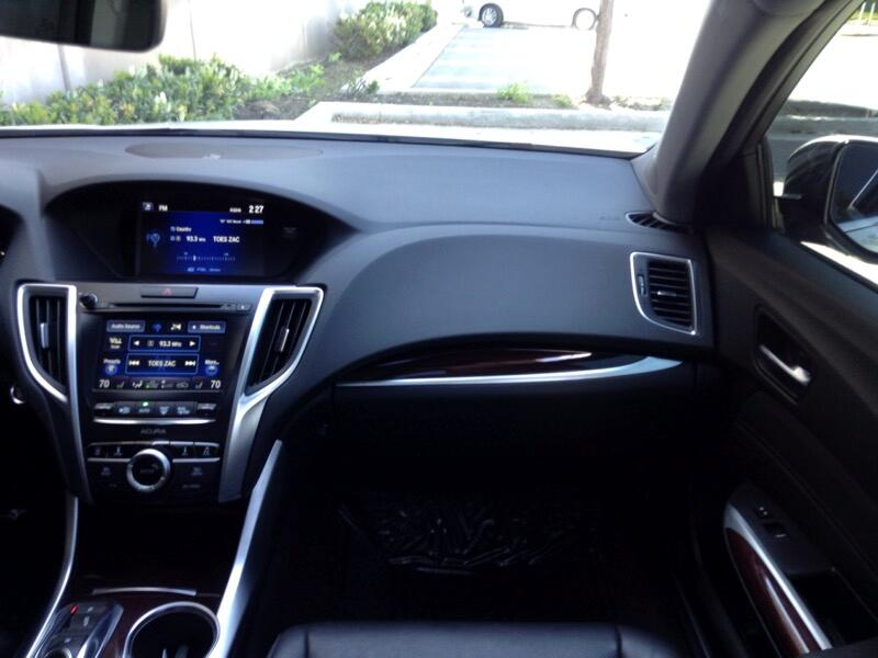 2015 Acura TLX SH-AWD w/Technology Package 3.5L