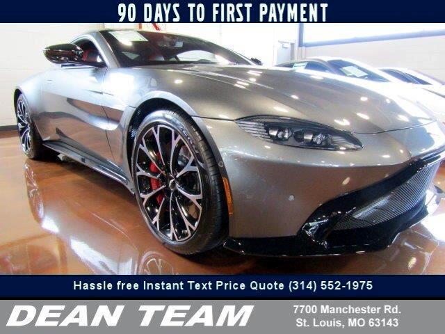 Aston Martin Vantage Base 2019