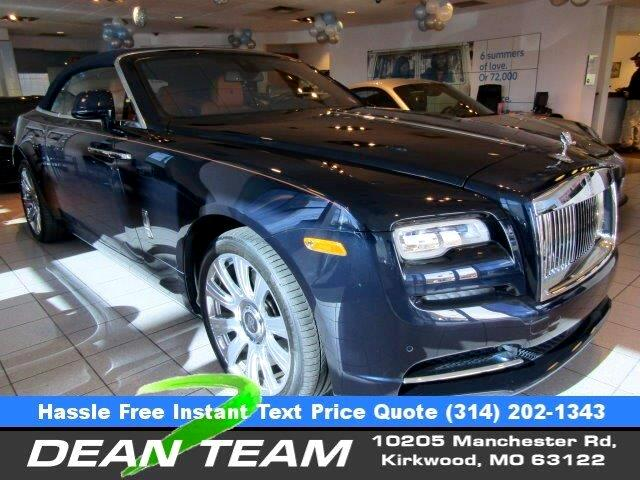 2016 Rolls-Royce Dawn Base