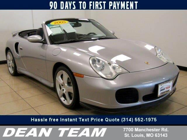 Porsche 911 Turbo S Cabriolet 2005