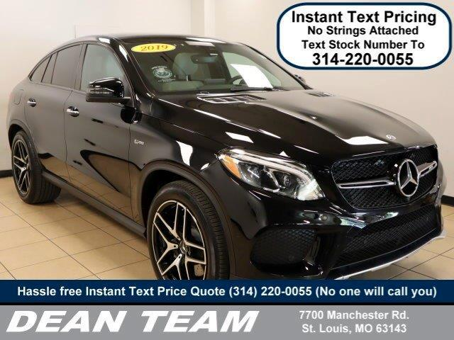 2019 Mercedes-Benz GLE-Class AMG GLE 43 Coupe
