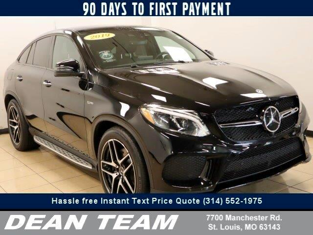 Mercedes-Benz GLE-Class AMG GLE 43 Coupe 2019