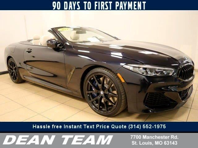 BMW 8-Series M850i xDrive Convertible 2019