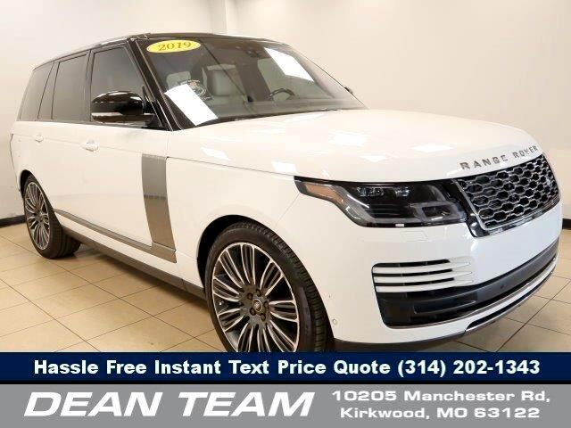 Land Rover Range Rover Supercharged 2019