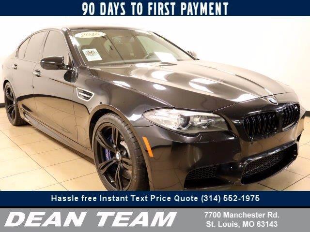 BMW M5 Sedan 2016