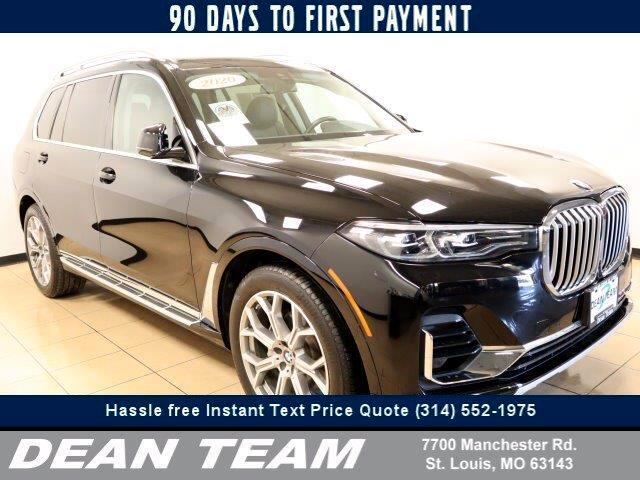 BMW X7 xDrive40i 2020