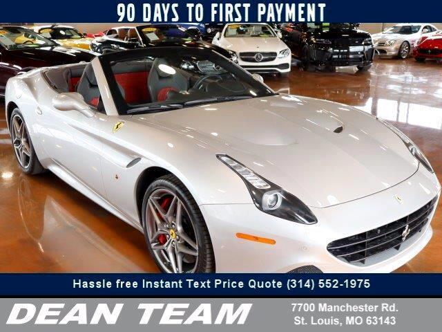Ferrari California Convertible T 2016