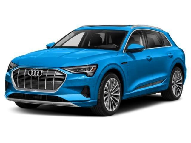 Audi E-Tron Prestige quattro 2019
