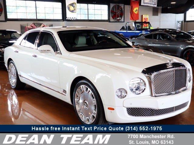 Bentley Mulsanne Sedan 2014
