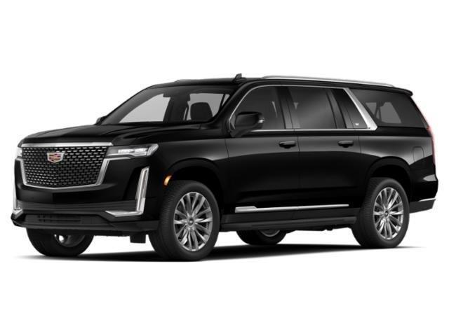 Cadillac Escalade ESV Luxury 4WD 2021