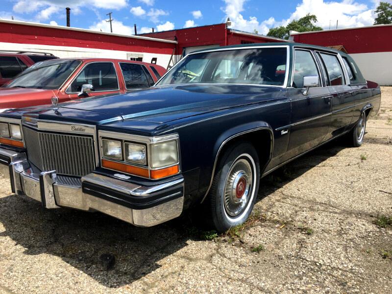 1980 Cadillac Fleetwood Brougham