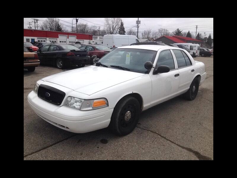 Used Police Vehicles For Sale >> Used 2009 Ford Crown Victoria Police Interceptor In Port Huron Mi Auto Com 2fahp71v29x141917