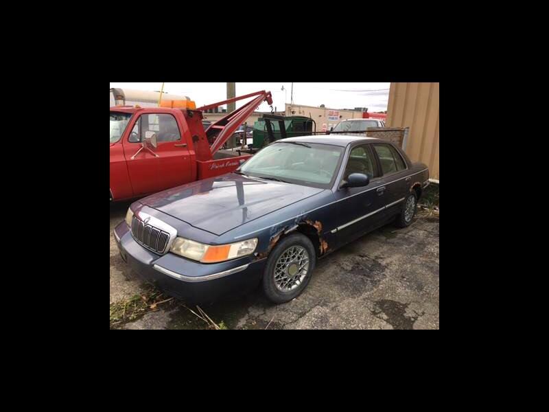 Mercury Grand Marquis GS 1998