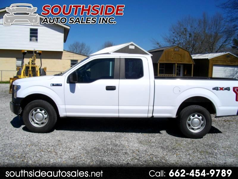 2016 Ford F-150 XL SuperCab 6.5-ft. Bed 4WD
