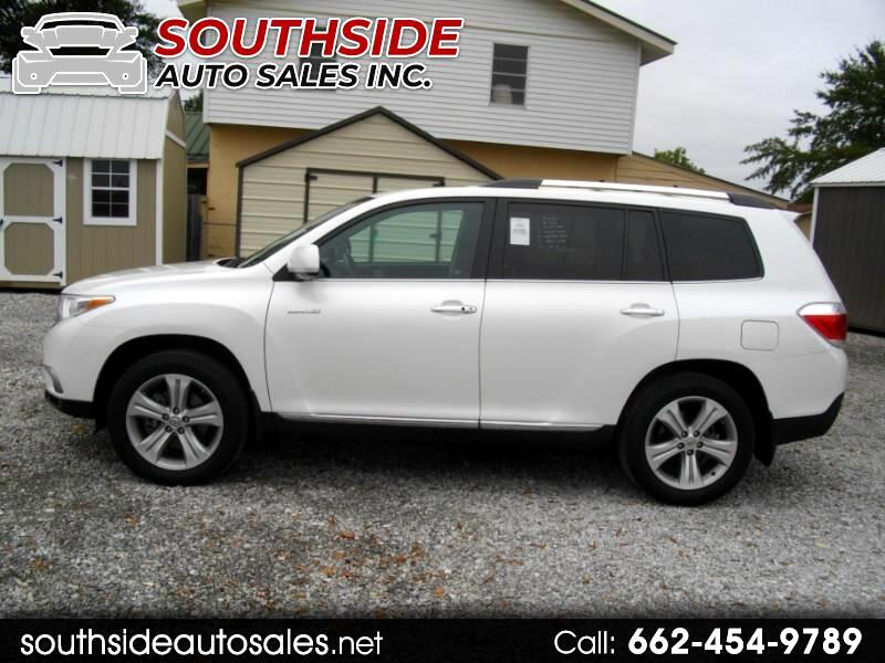 2013 Toyota Highlander Limited 2WD