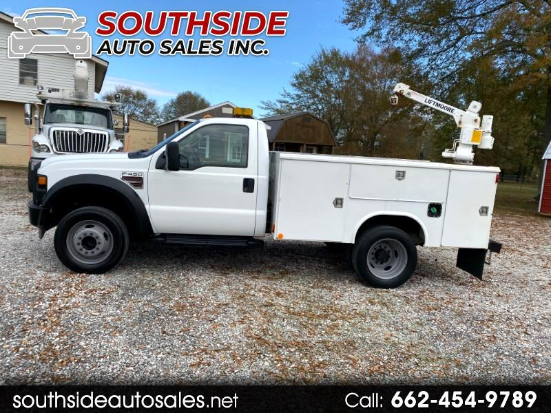 Ford F-450 SD DRW 2WD 2010
