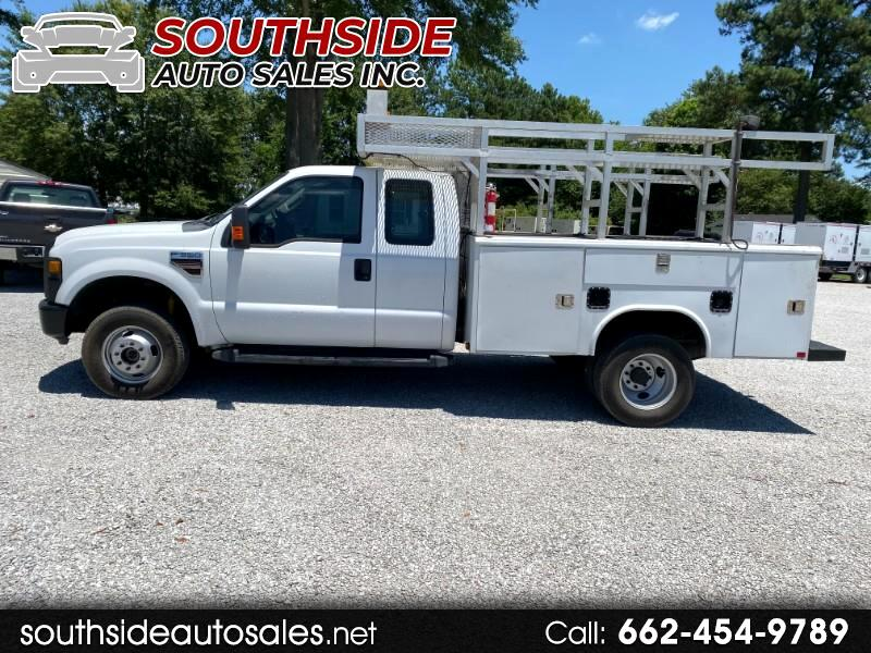 Ford F-350 SD XL SuperCab Long Bed DRW 4WD 2008