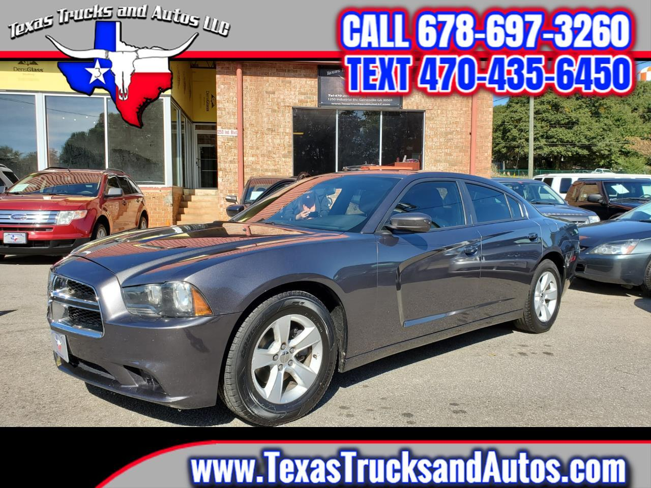 Dodge Charger 4dr Sdn 4-Spd Auto RWD 2014