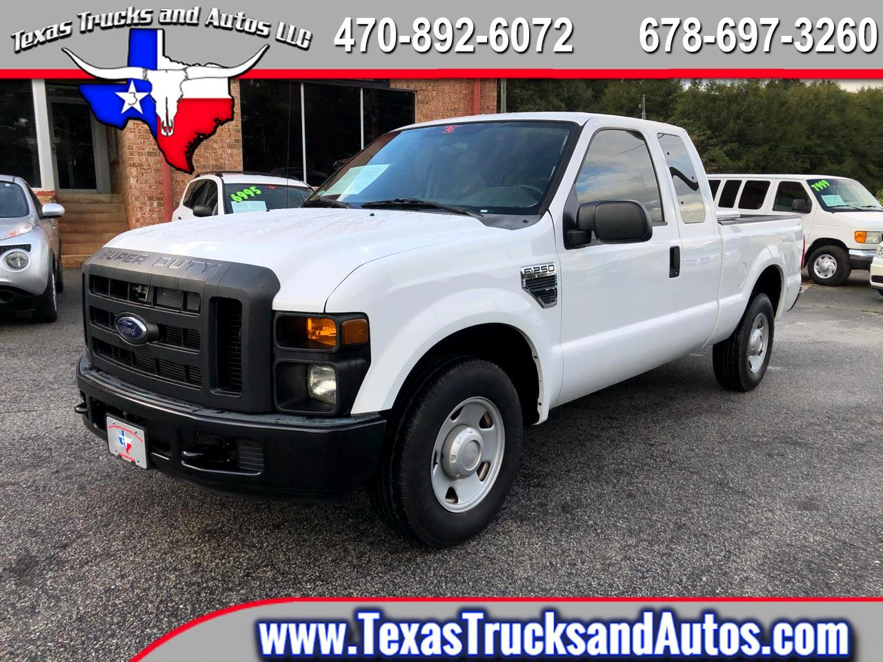 "Ford Super Duty F-250 Supercab 142"" Lariat 2006"