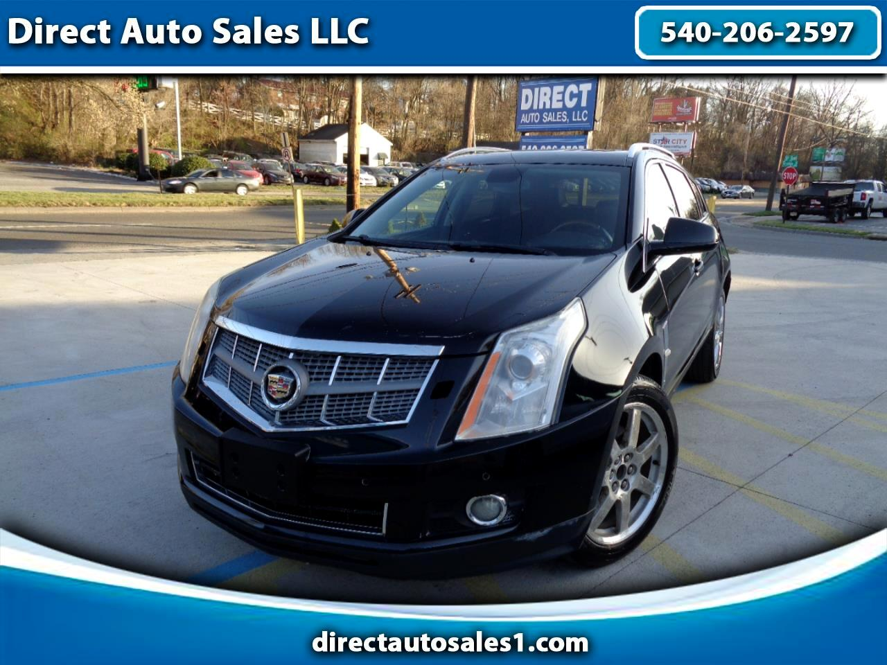 Cadillac SRX AWD 4dr Turbo Premium Collection 2010