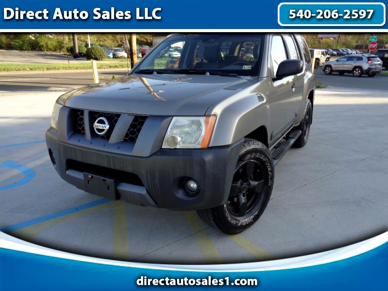 Nissan Xterra 4dr SE V6 Auto 4WD 2006